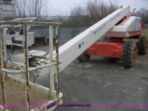 2000 Snorkel TB60 boom lift