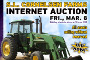 March 8 S.L. Cornelsen Farms partnership dispersal