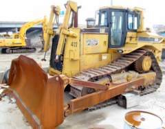 1996 Caterpillar D8R dozer