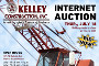 July 18 Kelley Construction retirement auction
