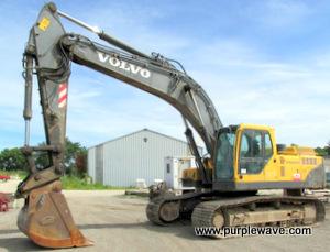 2004 Volvo EC330BLC excavator