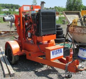 "2009 Goodwin 6"" Dri-Prime water pump"
