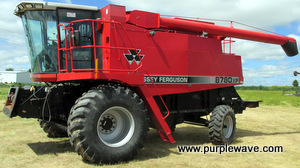 2002 Massey-Ferguson 8780XP combine
