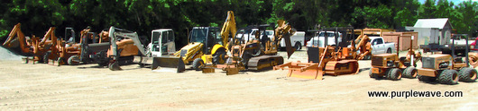 Louks Construction equipment