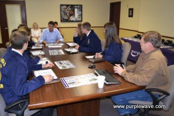 Purple Wave and Kansas FFA
