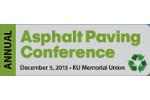 Asphalt Paving Conference