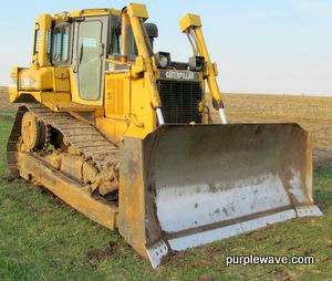 1998 Caterpillar D6R XL dozer