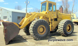 1979 Hough-International H90E wheel loader
