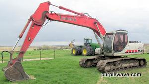 2005 Link Belt 210LX excavator