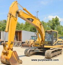 1994 Caterpillar 320L excavator