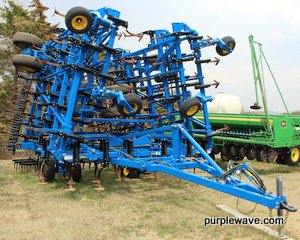 2012 Landoll 9650 field cultivator