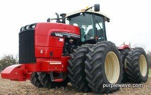 2009 Versatile 375 4WD tractor